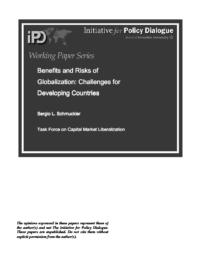 thumnail for BenefitsandRisksofFinancialGlobalization10_25.pdf