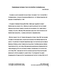 thumnail for Gendzier_Eastern_Front_in_Cold_War_.pdf