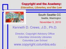 thumnail for Copyright___Academy_slides__Kenneth_Crews_Nov2010_.pdf