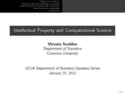 thumnail for VictoriaStoddenUCLAstats2011.pdf