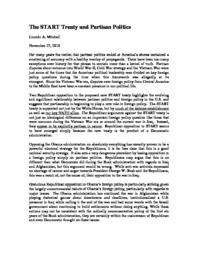 thumnail for The_START_Treaty_and_Partisan_Politics.pdf