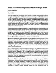 thumnail for What_Vanuatu_s_Recognition_of_Abkhazia_Might_Mean.pdf