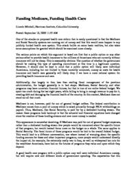 thumnail for Funding_Medicare__Funding_Health_Care.pdf