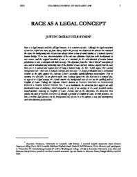 thumnail for Race-as-a-Legal-Concept.pdf