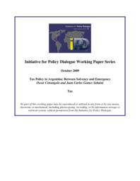 thumnail for IPD_WP_Tax_Policy_in_Argentina.pdf