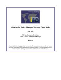 thumnail for IPD_WP_Living_Standards_in_Africa.pdf