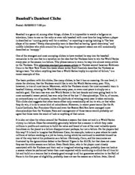 thumnail for Baseball_s_Dumbest_Cliche.pdf