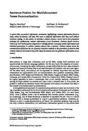 thumnail for J05-3002McKeown_sentence_fusion_for_multidocument_news_summarization.pdf