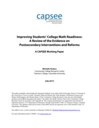 thumnail for improving-students-college-math-readiness-capsee.pdf