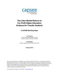 thumnail for labor-market-returns-to-for-profit-higher-education.pdf