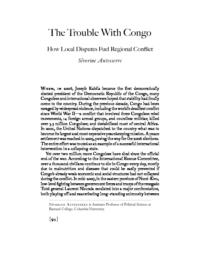 thumnail for Trouble_with_Congo_-_Foreign_Affairs_-_2008_-_Severine_.pdf