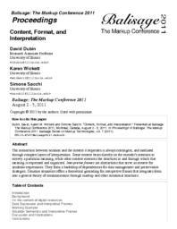 thumnail for Sacchi_Balisage2011.pdf