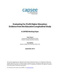 thumnail for capsee-evaluating-for-profit-els.pdf