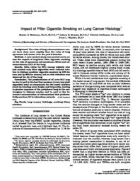 thumnail for Stellman_1997_LungCAFilter_Histology_PrevMed.pdf
