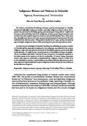 thumnail for LAP-Tovar-Restrepo___Irazabal-Indigenous_Women_in_Colombia.pdf