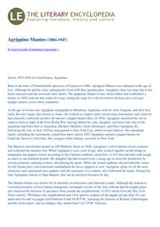 thumnail for Agrippino_Manteo_by_Jo_Ann_Cavallo_from_the_Literary_Encyclopedia_20-03-2012.pdf