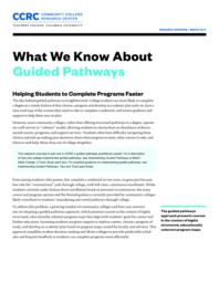 thumnail for What-We-Know-Guided-Pathways.pdf
