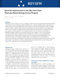 thumnail for cmr_Room_for_improvement_.pdf