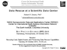 thumnail for DownsDataRescueSciDataCtr20151020.pdf