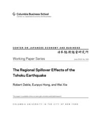 thumnail for WP_350.DekleHongXie.Regional_Spillover_Effects_of_the_Tohoku_Earthquake.pdf