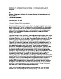 thumnail for TRENDS_IN_20TH_CENTURY_UNITED_STATES_GOVERNMENT_ETHICS.pdf