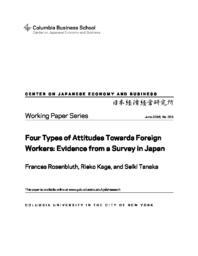 workers attitude towards work