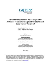 thumnail for CAPSEE-how-and-why-two-year-college-entry-influence-outcomes.pdf