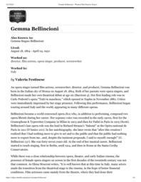 thumnail for Gemma Bellincioni – Women Film Pioneers Project.pdf