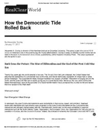 thumnail for How the Democratic Tide Rolled Back.pdf