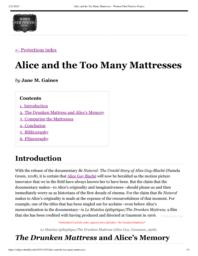 thumnail for Alice and the Too Many Mattresses – Women Film Pioneers Project.pdf