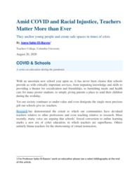 thumnail for Amid COVID and Racial Injustice_for_TC_Analysis_Sabic El Rayess_August 20 2020.docx