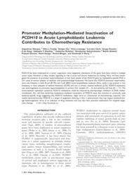 thumnail for Narayan et al Genes Chrom Cancer 2011.pdf