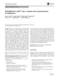 thumnail for Pdgfrb-P2A-CreERT2 Angiogenesis 2017.pdf