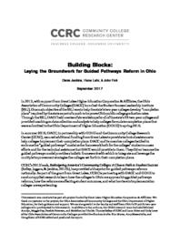 thumnail for building-blocks-laying-groundwork-guided-pathways-reform-ohio.pdf