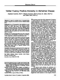 thumnail for Verbal fluency predicts mortality in AD.pdf