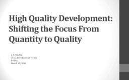 thumnail for High Quality Development FINAL.pdf