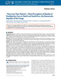 thumnail for Deitch et al Client perceptions of QOC DRC_FINAL2.pdf