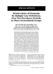 thumnail for Gurland-1995-Relative rates of dementia by mul.pdf