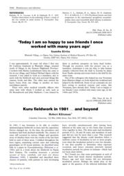 thumnail for Klitzman_Kuru Fieldwork in 1981_ And Beyond.pdf
