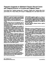 thumnail for Holtzer-2005-Depressive symptoms in Alzheimer.pdf