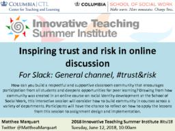 thumnail for Marquart_ITSI18_Inspiring trust and risk in online discussion (1).pdf