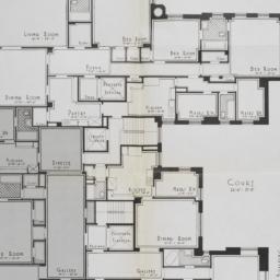 417 Park Avenue, Plan Of 9t...