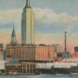 Hudson River Piers and Empi...