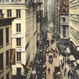 Nassau Street, New York