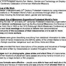 Speaker's Notes, 2005-01-24...