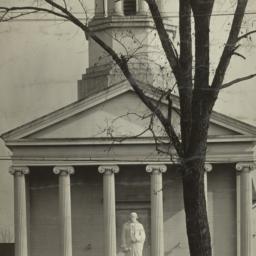 Capt. Abbey Statue