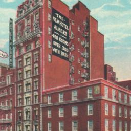 The     New Hotel Albert, N...
