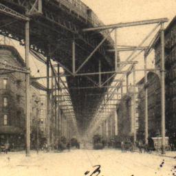 The     Elevated, 8th Avenu...