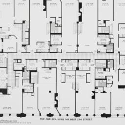 Chelsea Mews, 148 W. 23 Str...