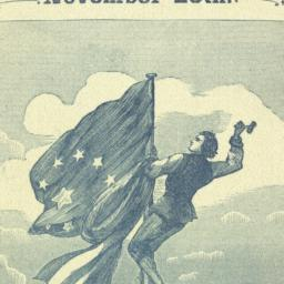 1783 centennial 1883 Evacua...